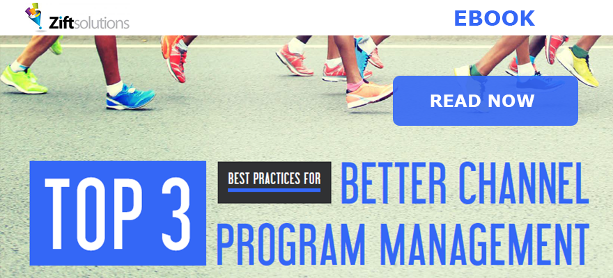 eBook: Top 3 Best Practices for Better Channel Program Management