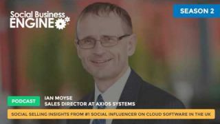 Social Selling Insights from #1 Social Influencer on Cloud Software in the UK