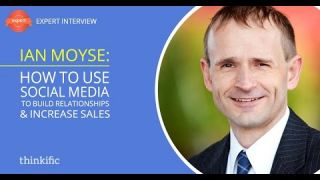 How to use Social Media to Build Relationships & Increase Sales | Interview with Ian Moyse