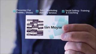 Show Presenter / Sales & Marketing Consultancy / Social Sales Training