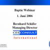 WEBINAR - Opportunities für die IT Industrie